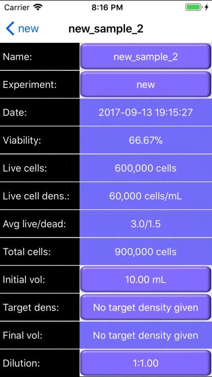 HemocyTap screenshot-4