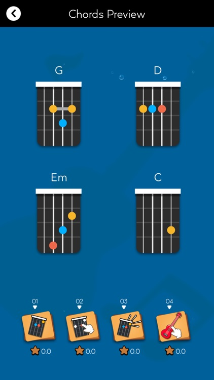 Tunefor Ukulele tuner & chords screenshot-3