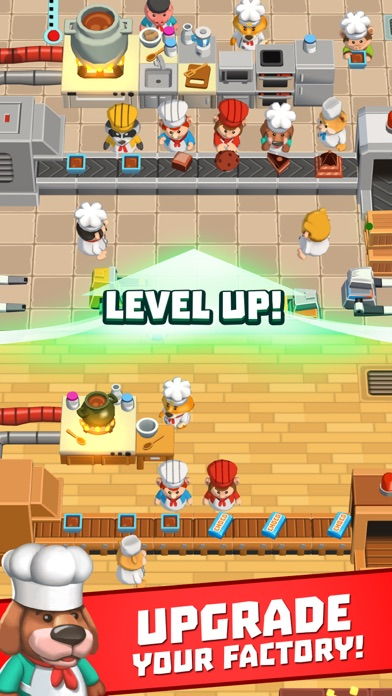 Idle Cooking Tycoon - Tap Chef Screenshot 4