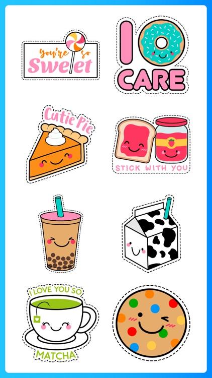Food Pals Punny Puns Emoji App