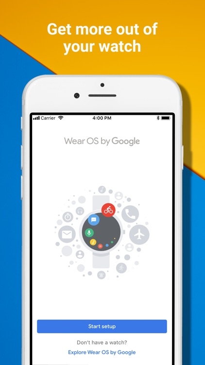 Wear OS by Google - Smartwatch