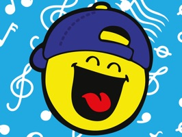 Pack of 32 Smiley Boy stickers from SmileyWorld