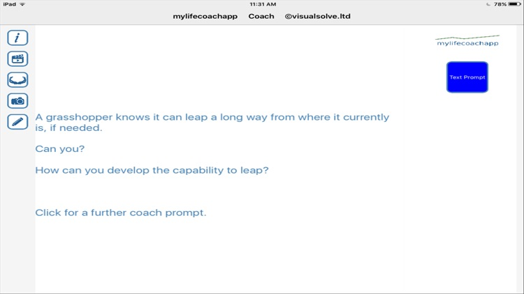 mylifecoachapp screenshot-3