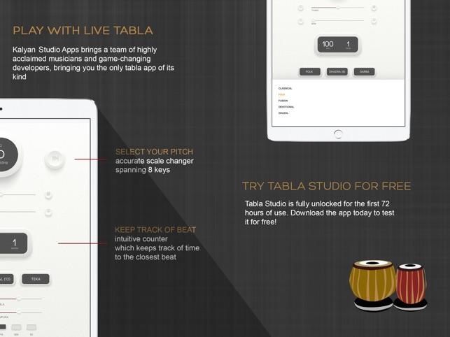 Tabla Studio on the App Store