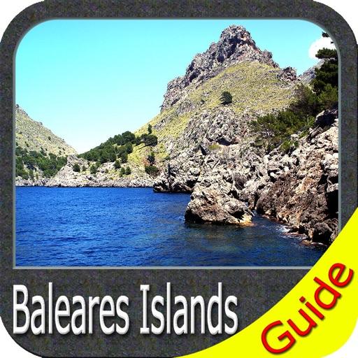 Baleares  GPS Map Navigator