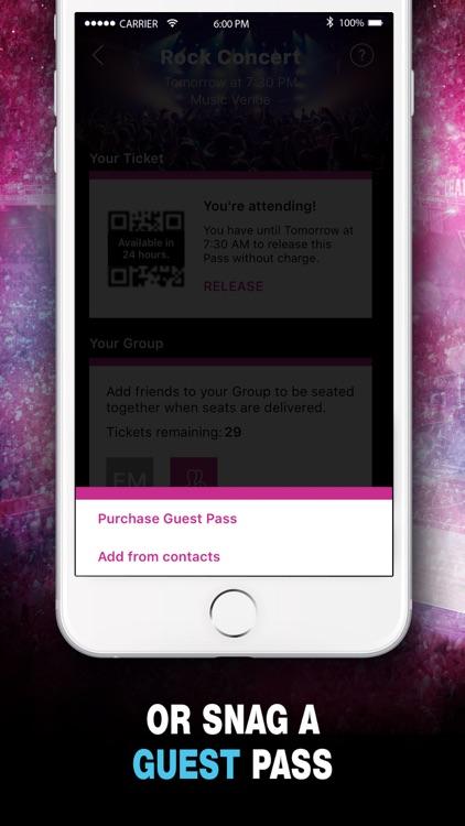 INWEGO - Ticket Subscription screenshot-3