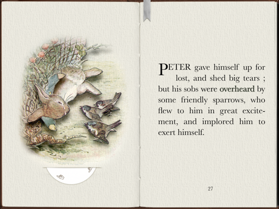 PopOut! The Tale of Peter Rabbit - Potterのおすすめ画像3