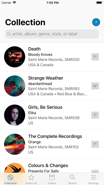 Wax for iPhone screenshot-0