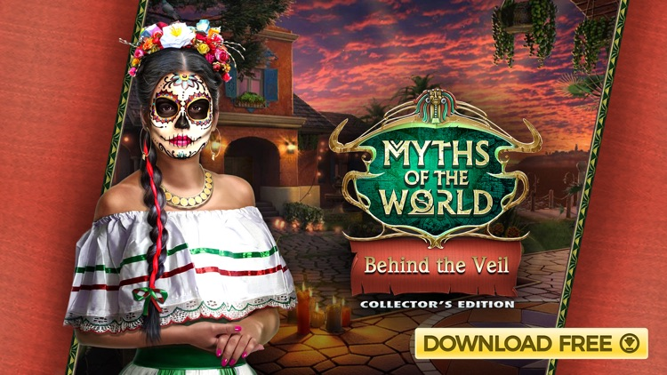 Myths of the World: The Veil screenshot-4