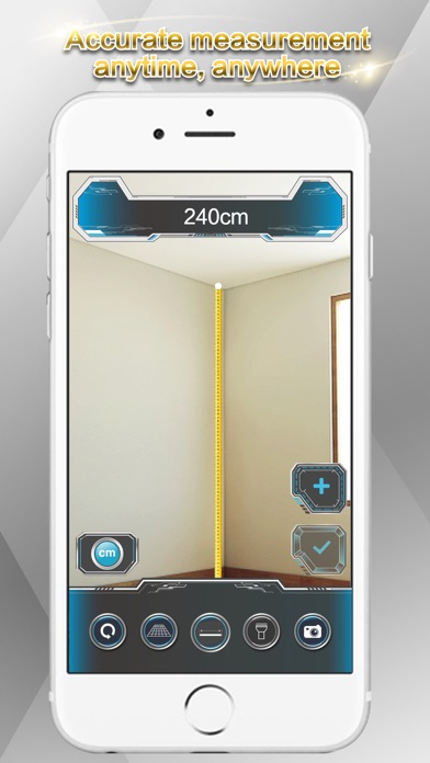 AR Ruler Pro ScreenShot0