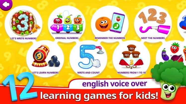 Learning Games 4 Toddlers Kids screenshot-0