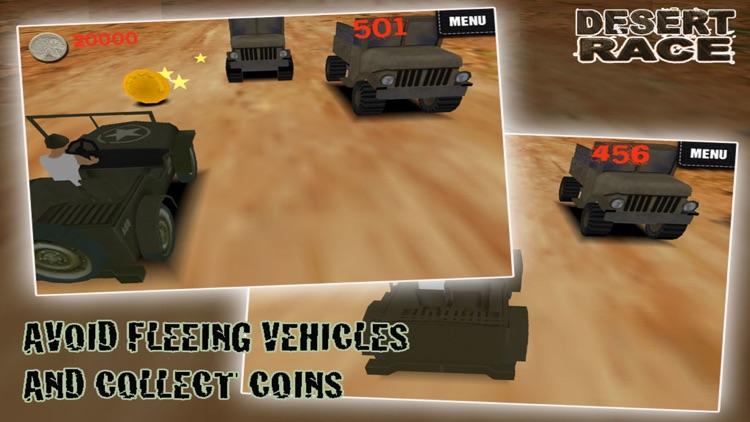 Desert Race 3D - Blood Brother