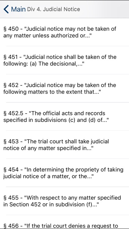 CA Evidence Code 2018 screenshot-4
