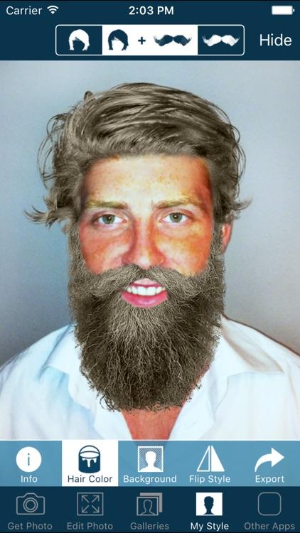 Hair and Beard Styles
