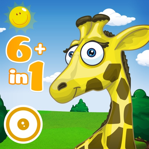 Fabulous Animal Playground 6+ icon