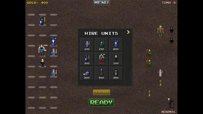 Screenshot #3 pour 8bitWar: Necropolis