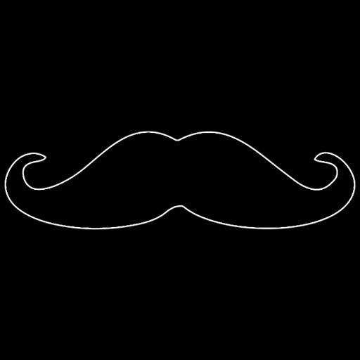 The Mustache Sticker Pack!
