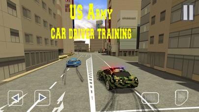 米軍の車の運転手の訓練のスクリーンショット1