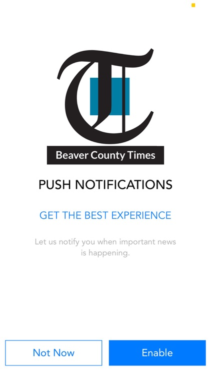 Beaver County Times News screenshot-1