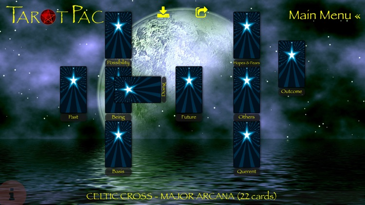TarotPac Tarot Cards screenshot-2