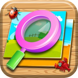 Find Hidden Objects - Spot secret objects, finder puzzle game for kids
