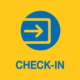 FlyUIA Check-in