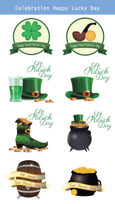 Happy Saint Patrick's Day screenshot 2
