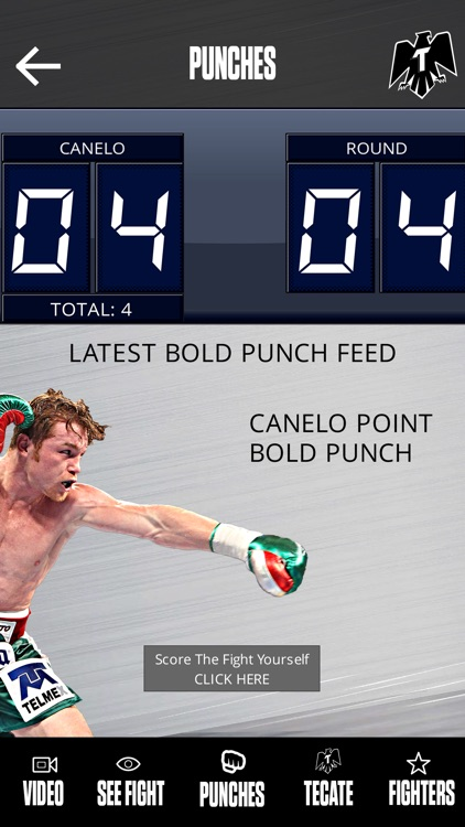 Tecate Bold Punch screenshot-2