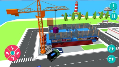 Shopping Mall Construction screenshot two