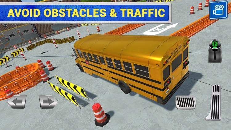 City Bus Driving Sim screenshot-3