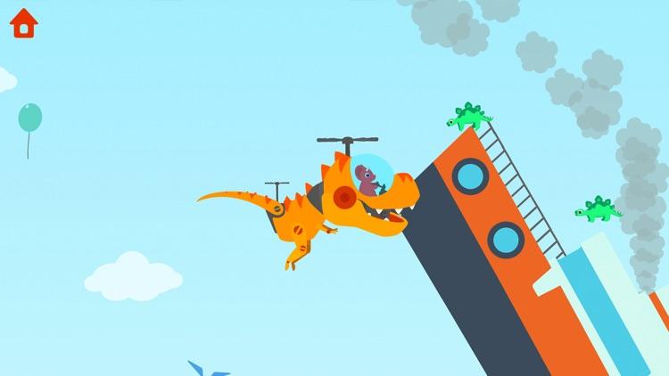 Dinosaur Helicopter screenshot-7