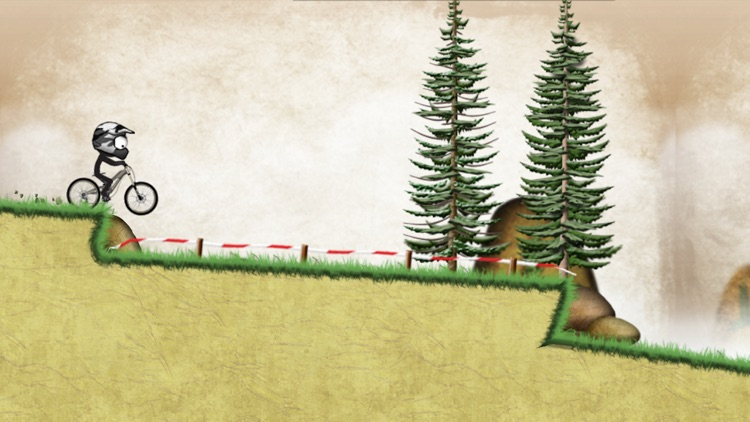 Stickman Downhill screenshot-1