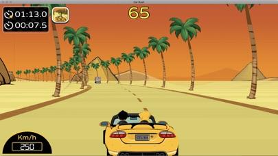 Car Rush 1980s screenshot 3