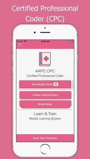 AAPC CPC Exam Prep 2018 on the App Store