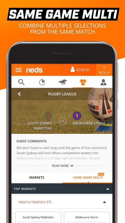 Neds - Sport & Race Betting by Neds com au Pty Ltd