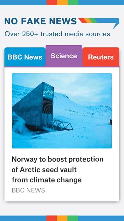 SmartNews: US Breaking News screenshot-0