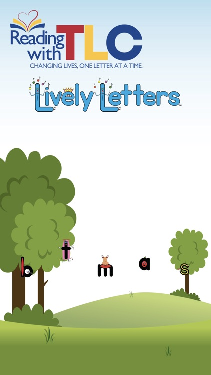 Lively Letters - Phonics screenshot-0