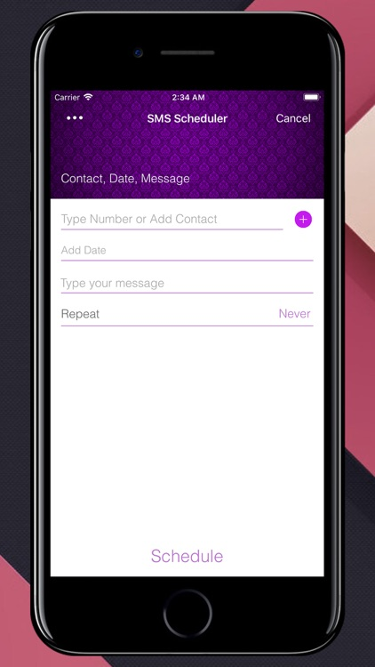 SMS Scheduler - Auto Message