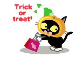 Happy Halloween Emo Sticker IM