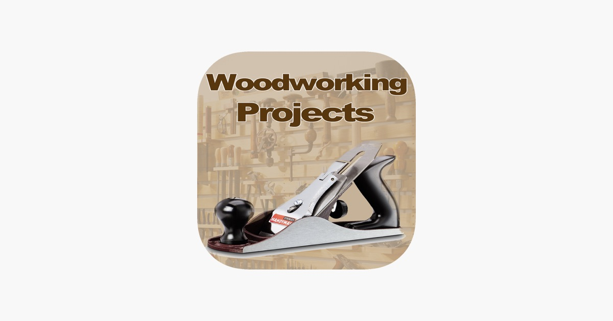 Woodworking Projects On The App Store