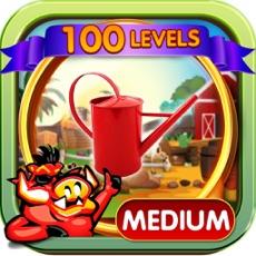 Activities of Farmstead Hidden Objects Games