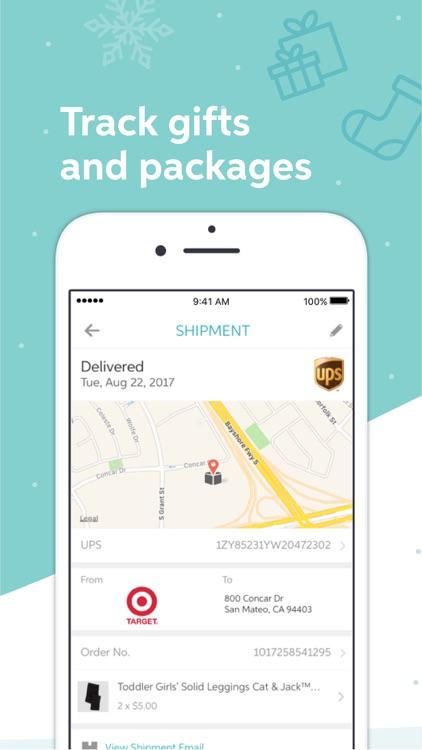 Slice - Package Tracker