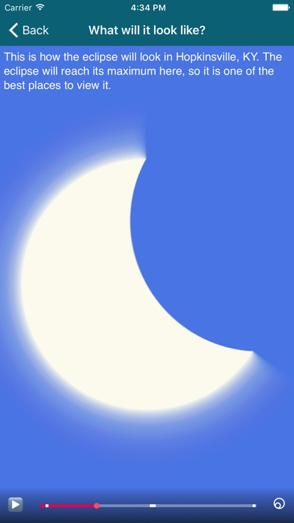 Solar Eclipse 2017 by timeanddate.com screenshot-3