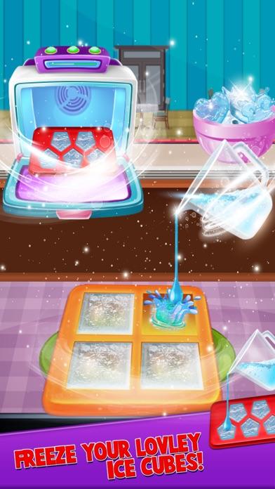 氷 メーカー スラッシュ フローズン デザートのスクリーンショット5