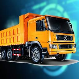 大卡车游戏-越野车驾驶手游