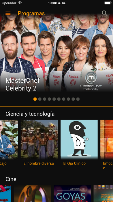 download RTVE alacarta apps 3