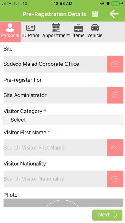 eFACiLiTY® Smart Facility App screenshot-7