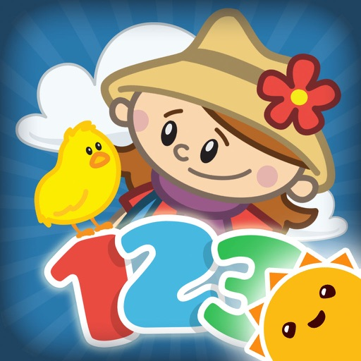 Farm 123 - Learn to count