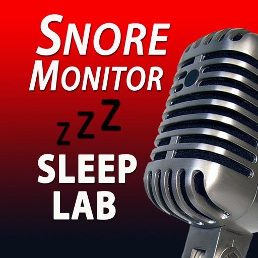 SnoreMonitorSleepLab