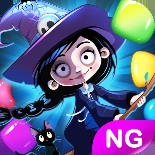 Candy Witch VS Grim Reaper